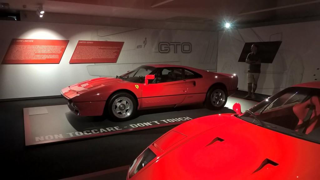 Les deux musées Ferrari de Modène - Page 2 Wp_20305