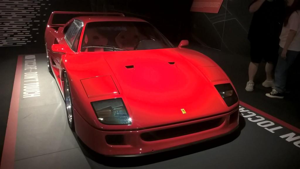 Les deux musées Ferrari de Modène - Page 2 Wp_20306
