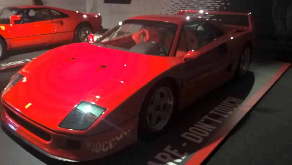 Les deux musées Ferrari de Modène - Page 2 Wp_20307