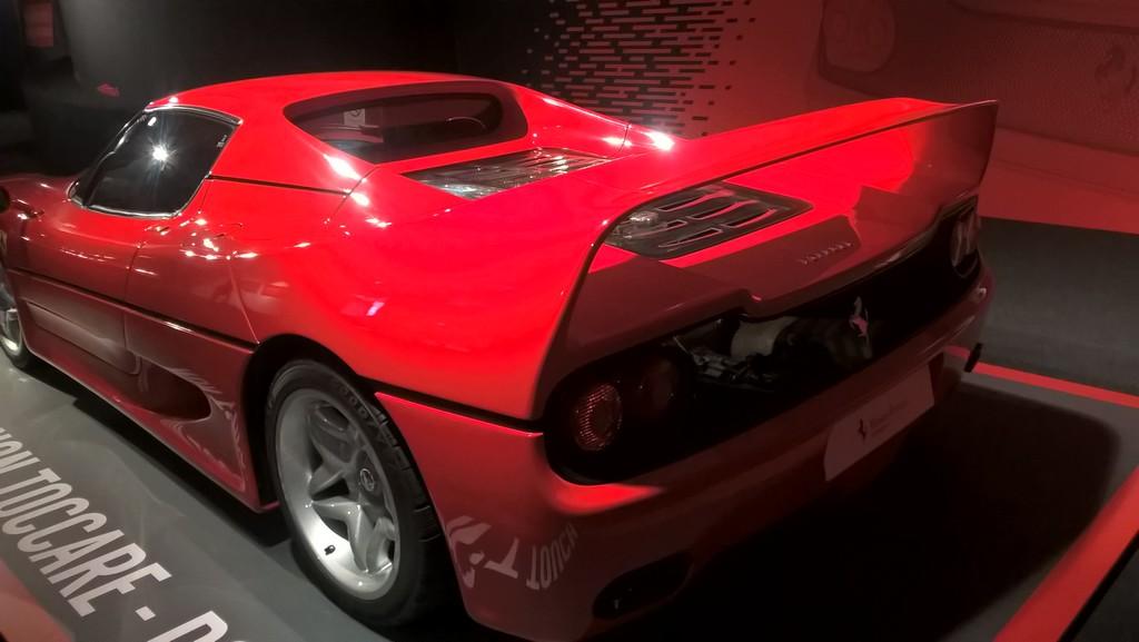 Les deux musées Ferrari de Modène - Page 2 Wp_20312