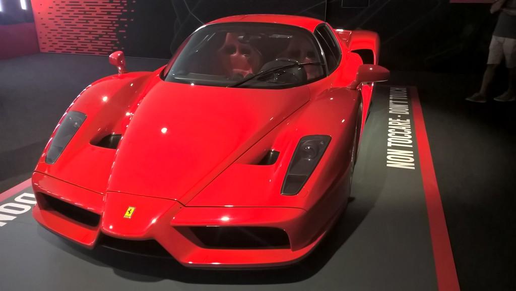 Les deux musées Ferrari de Modène - Page 2 Wp_20314
