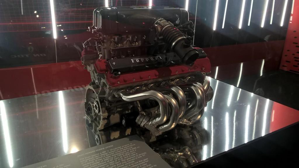 Les deux musées Ferrari de Modène - Page 2 Wp_20317