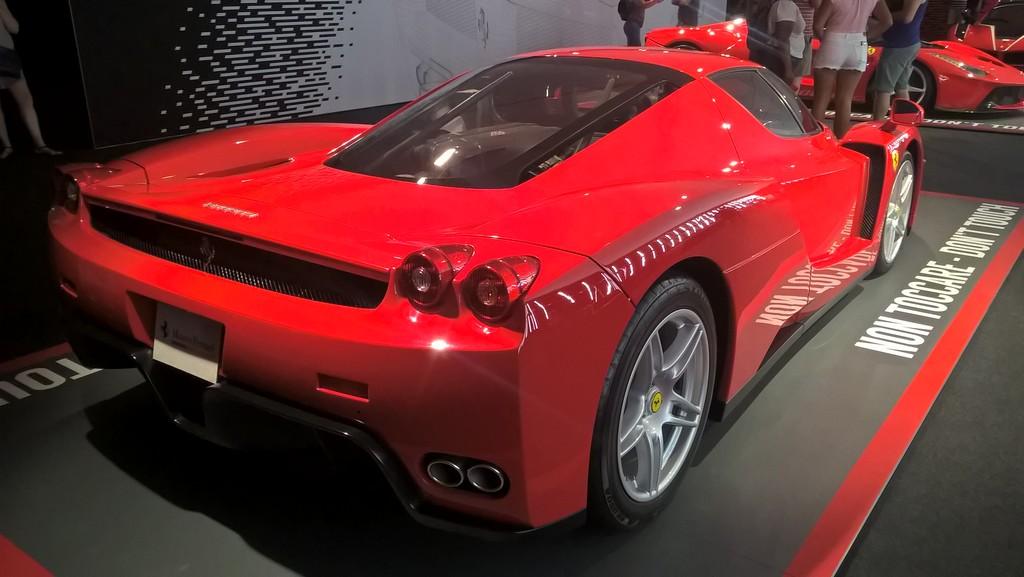 Les deux musées Ferrari de Modène - Page 2 Wp_20318