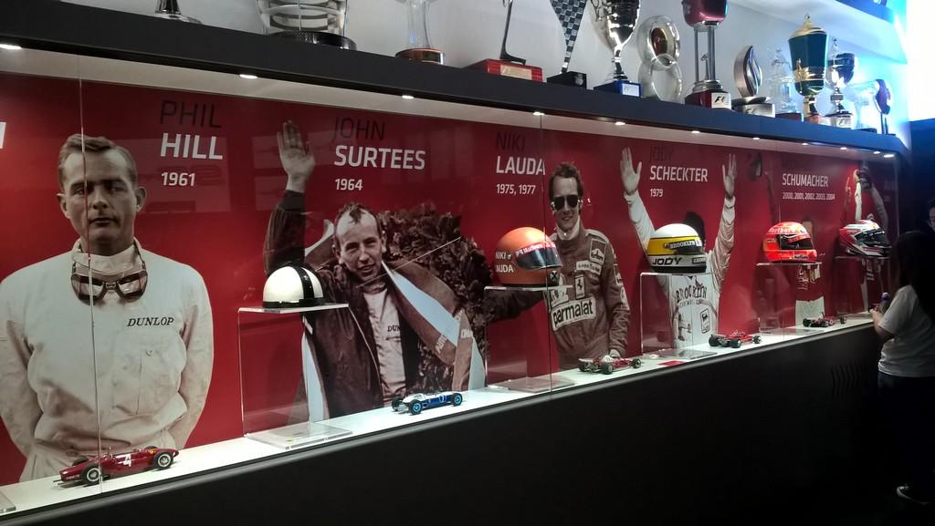Les deux musées Ferrari de Modène - Page 2 Wp_20329