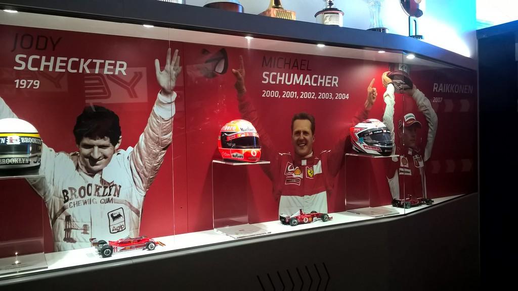 Les deux musées Ferrari de Modène - Page 2 Wp_20330