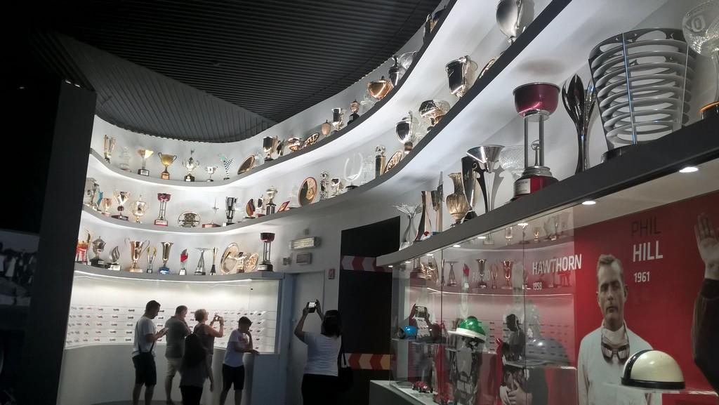 Les deux musées Ferrari de Modène - Page 2 Wp_20334