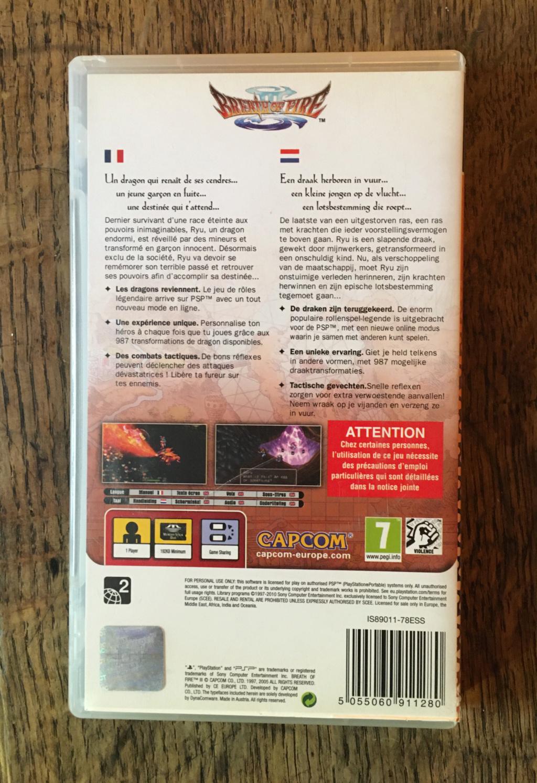 [ECH]Bric à brac Multisupport *Ajout Papi Commando Megadrive + Breath of Fire 3 PSP* Image_18