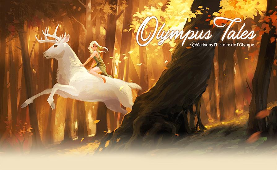 Olympus Tales 2.0
