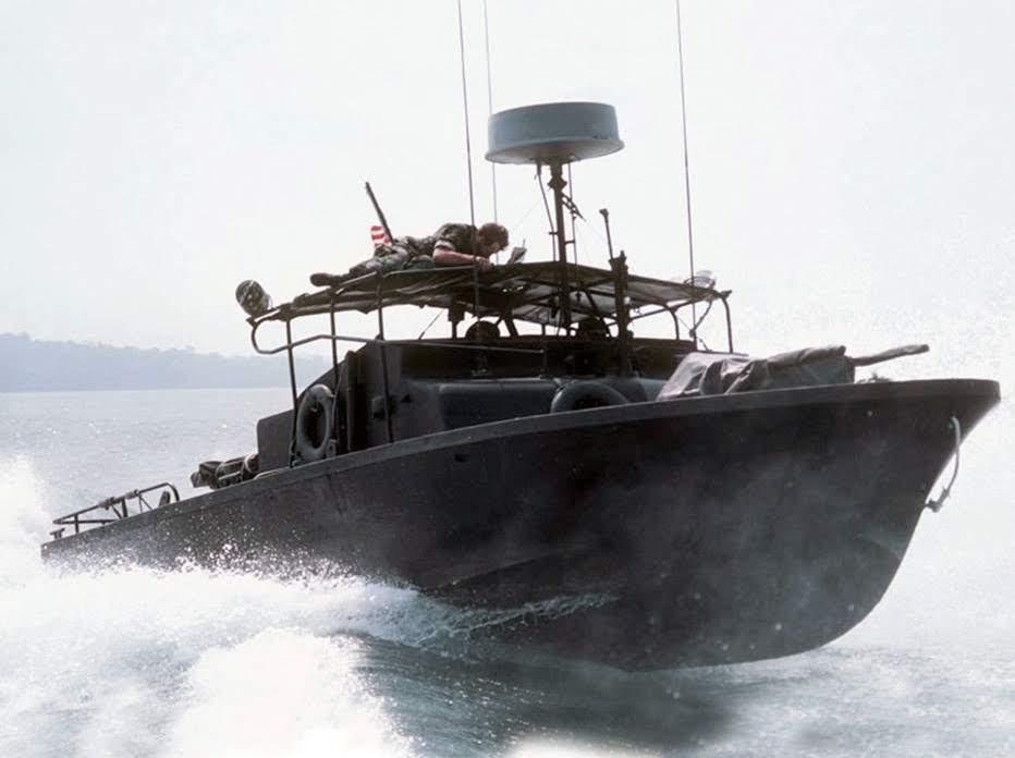 PBR   Patrol Boat River 2018-010