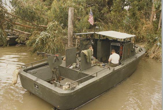 patrouilleur du Mécong - PBR - ech 1/8è bois 67367f11