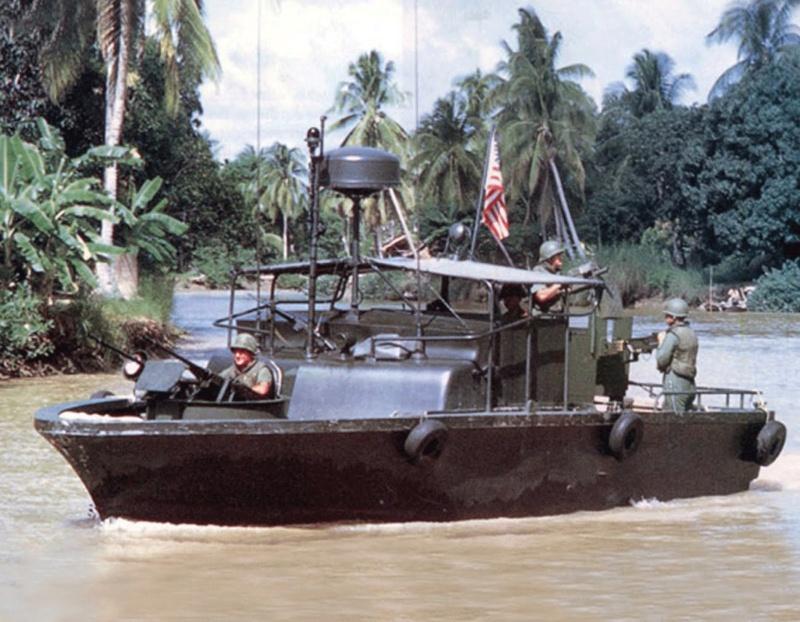 patrouilleur du Mécong - PBR - ech 1/8è bois Maxres10