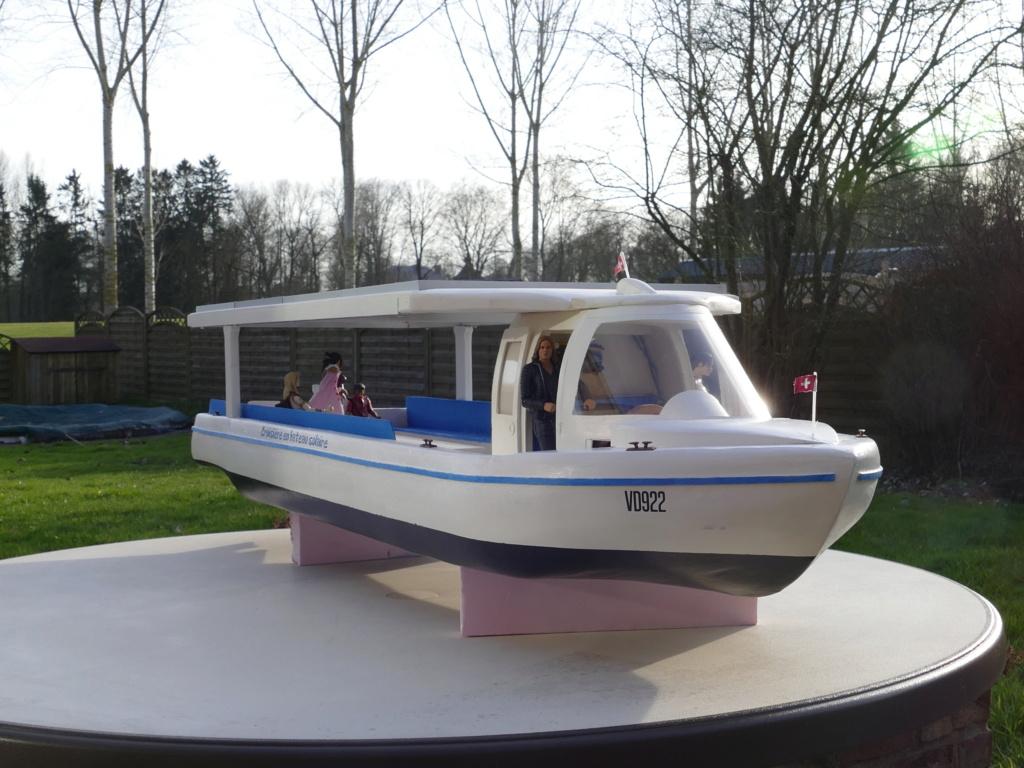 Bateau touristique solaire Aquarel (scratch navigant 1/10°) de Philippe53 P1110265