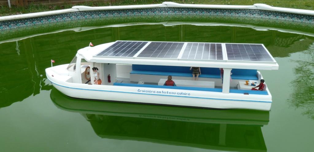 Bateau touristique solaire Aquarel (scratch navigant 1/10°) de Philippe53 P1110611