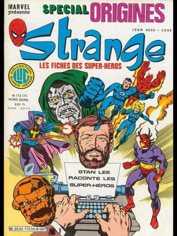 HOMMAGE A STAN LEE  Strang11