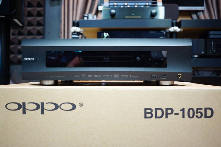 Oppo 105D Bluray Player [USED] [SOLD] 38696810
