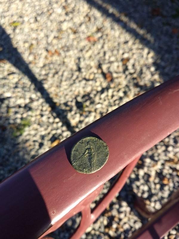 Monnaie romaine argent ou billon  Receiv10