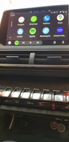 Apple carplay/Android auto inalambrico en nuestro 5008 20211013