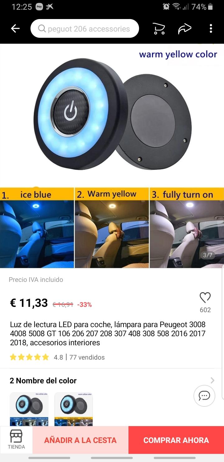Luz interior  Screen16