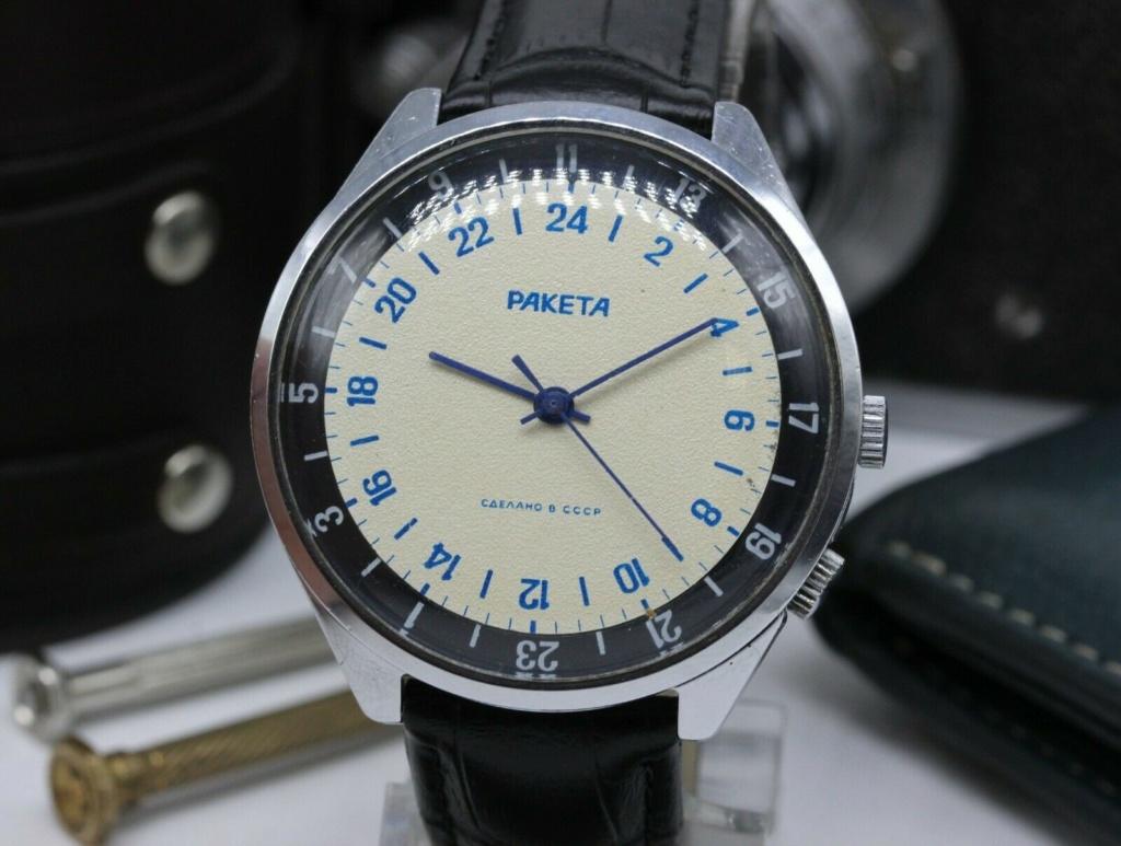 Les Raketa 24 heures soviétiques (1ère partie: Les 2623 et les 2623.H classiques) 12410