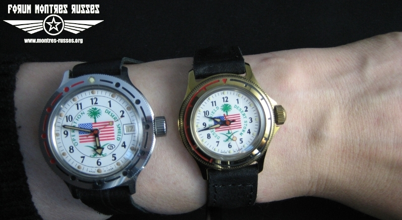 [Trouvée] Vostok Amphibia ou Komandirskie cccp 13121410