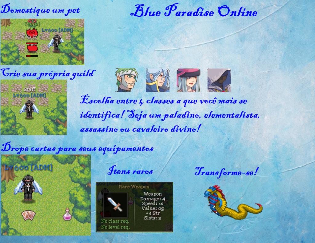 Blue Paradise (Beta) Divulg11