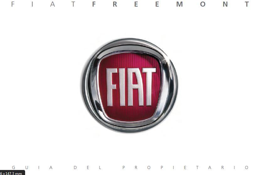 MANUAL USUARIO (español): FIAT FREEMONT (2011) 2m3my310