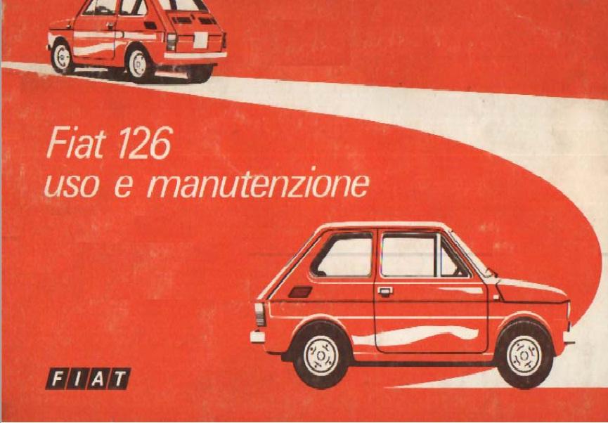 MANUAL USUARIO-MANTENIMIENTO (italiano): FIAT 126 (pdf) Captur10
