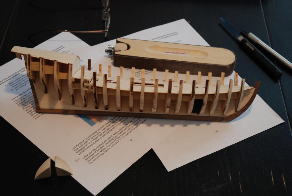 Sloop armé Viriginia - Model Shipways - 1:48 Av_0710