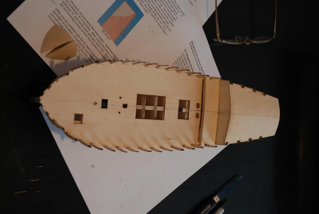 Sloop armé Viriginia - Model Shipways - 1:48 Av_0810