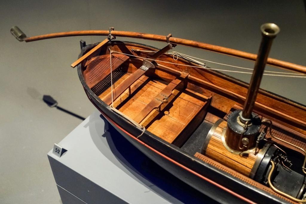 Identification d'un modèle - barque à vapeur Barque11