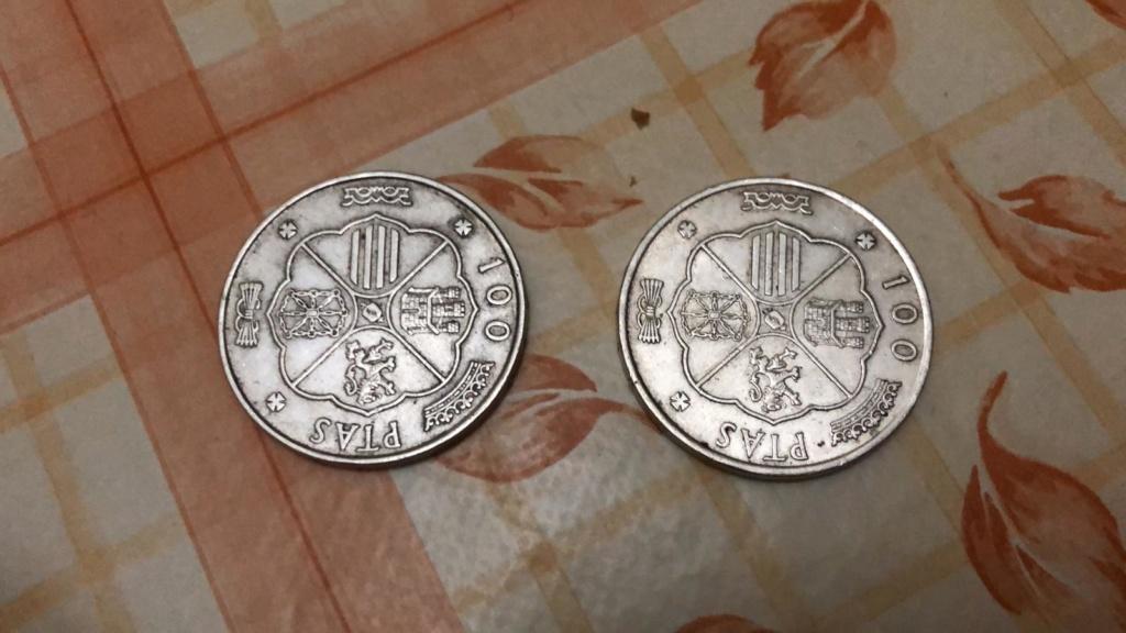100 Pesetas de Franco a tasar 59144d10