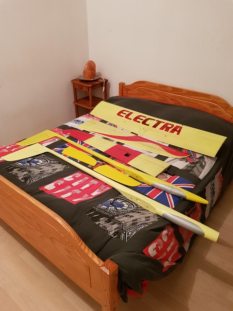 Electra Mibo NEUF 2 fuseaux Rps20113