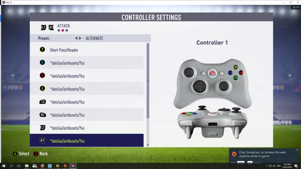 F-A MOD V3 (BETA) - FIFA 18 - Página 4 Contro10