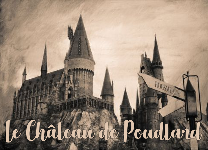 Le Château de poudlard