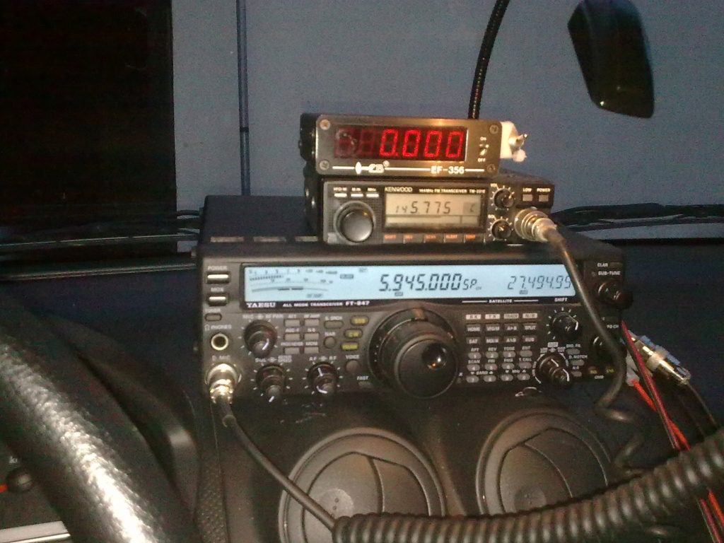 Yaesu FT-847 Photo010