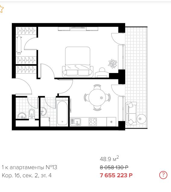 Квартиры от Эталона - становятся дороже - Страница 16 Od7zcz10