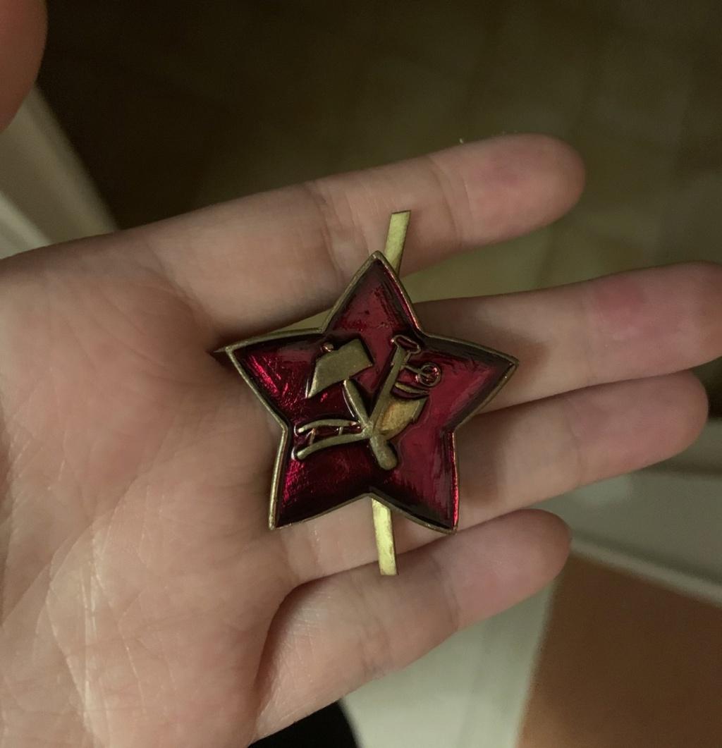 Insigne soviétique ancien ?  01c39410