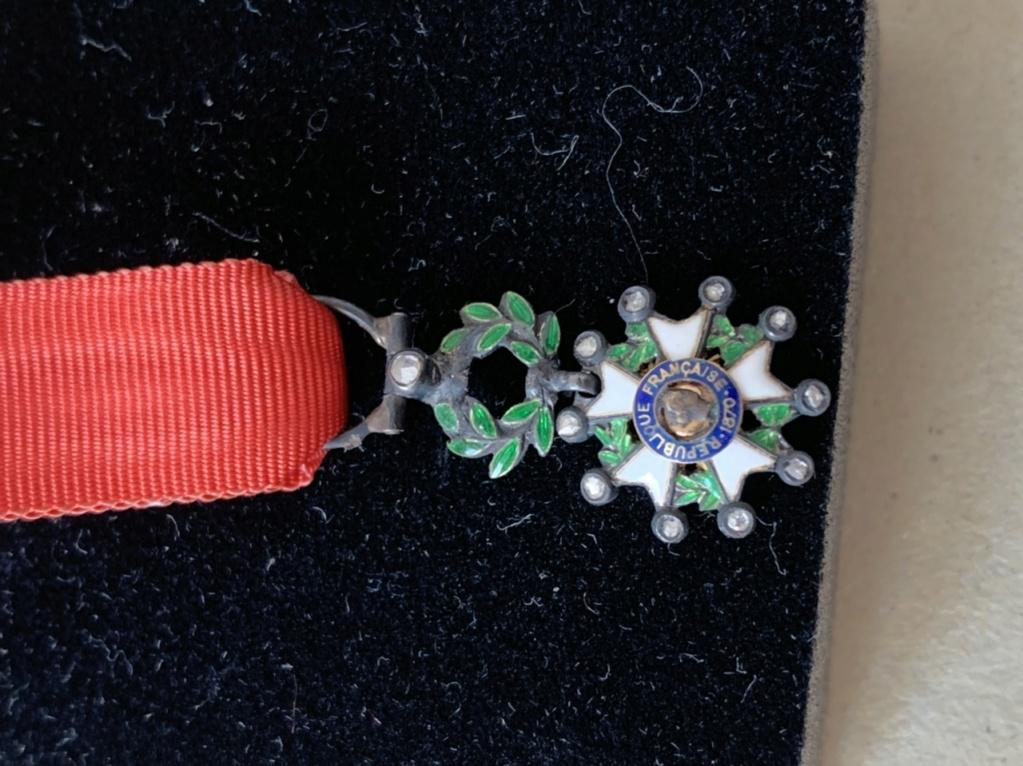 Légion d'honneur miniature  10ea2610