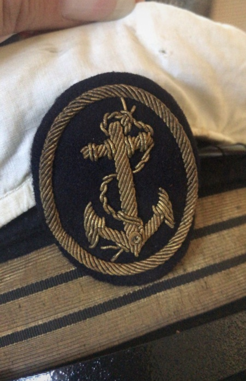 Casquette marine ww2 30ff8210