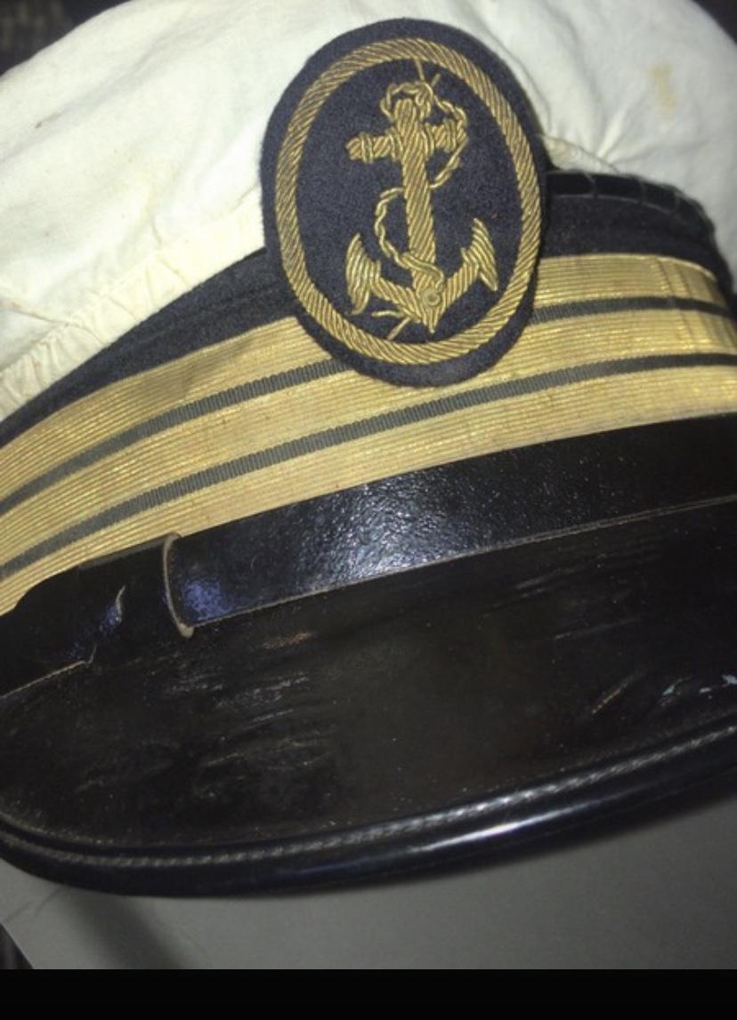 Casquette marine ww2 68c9b610