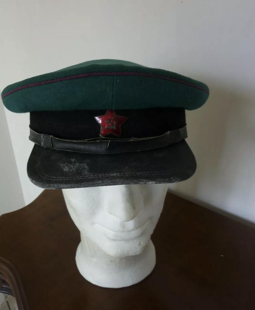 Casquette de garde frontière soviétique copie ? Ab9e6a10