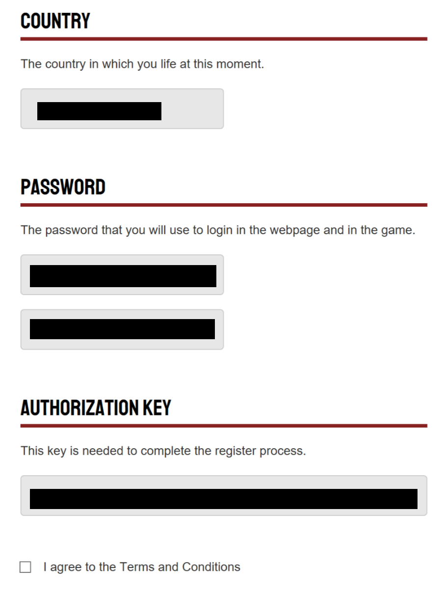 [Website] Spelling Error and phrasing when you create your game account Regist15