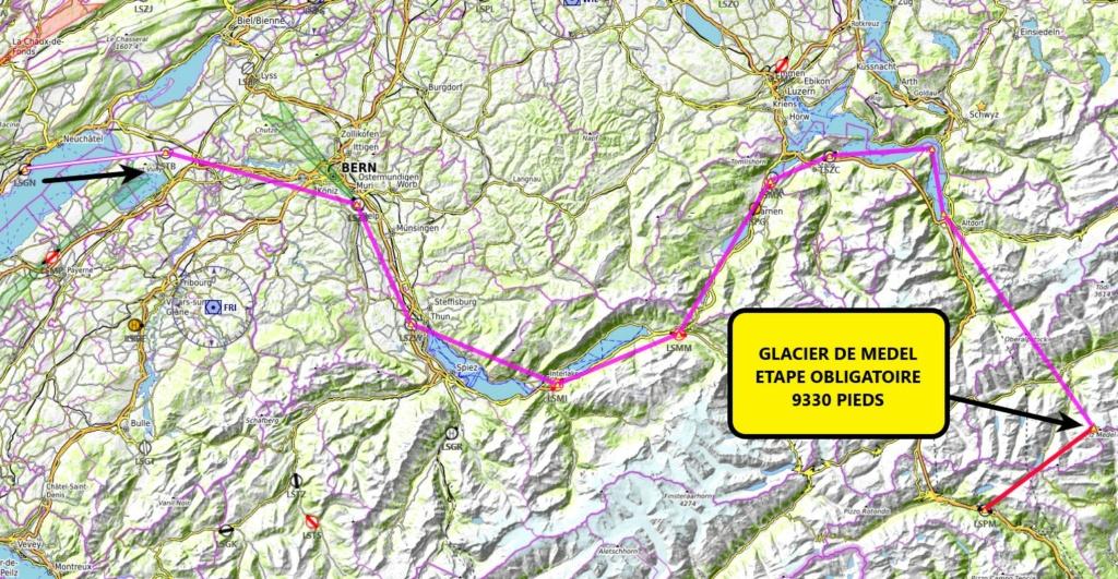 Les Alpes étape 10 Carte17