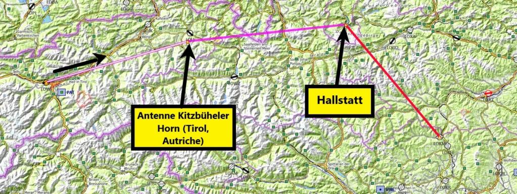 Les Alpes étape 12 Carte20