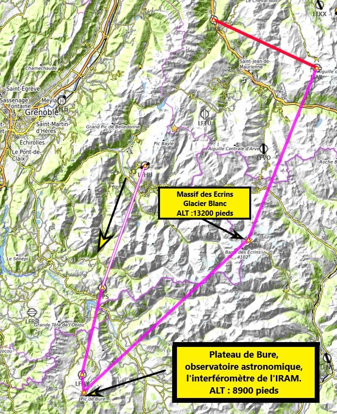 Les Alpes étape 8 Plan11