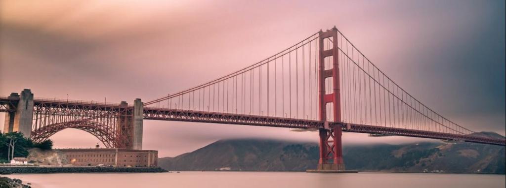 Le Golden Gate Bridge Pont13