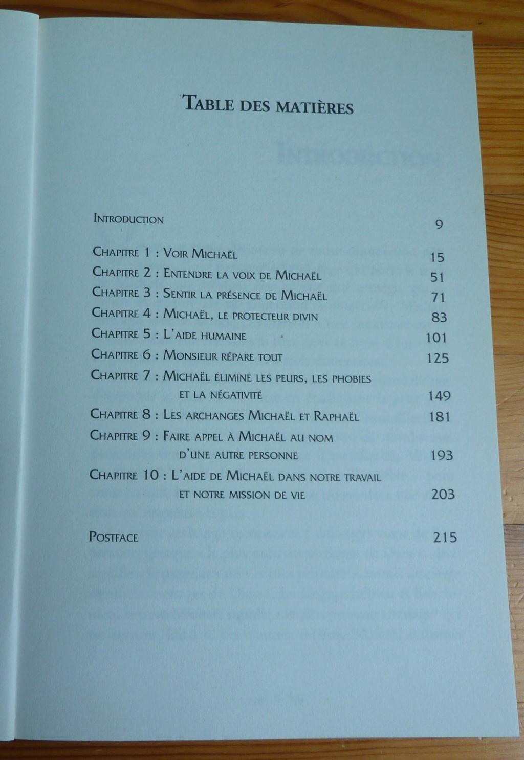 Les miracles de l'Archange Michaël - Doreen Virtue P1010518