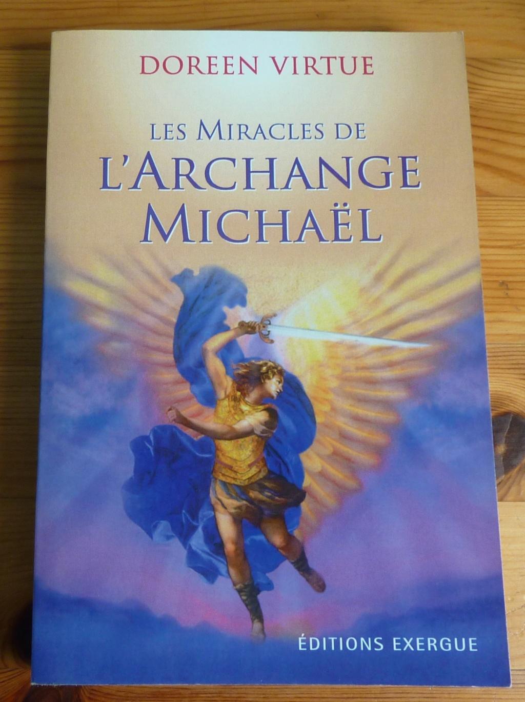 Les miracles de l'Archange Michaël - Doreen Virtue P1010519