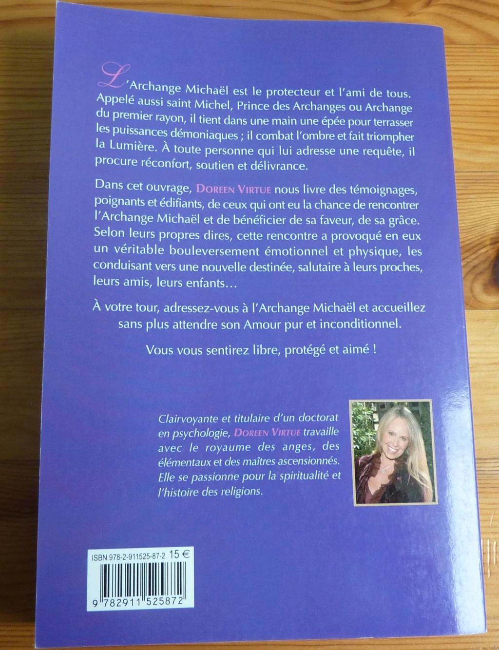 Les miracles de l'Archange Michaël - Doreen Virtue P1010520