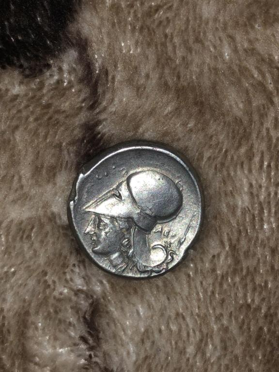 Estatera de plata corintia E180d310